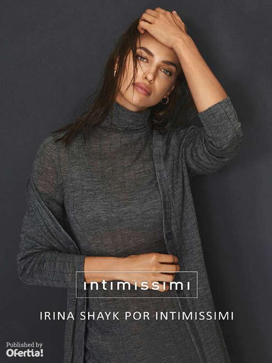 Ofertas de Intimissimi, Irina Shayk por Intimissimi