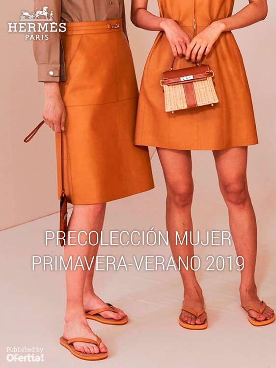Ofertas de Hermès, Precolección Mujer Primavera-Verano 2019