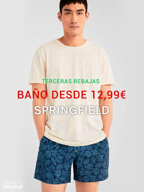 Ofertas de Springfield, Baño desde 12,99€