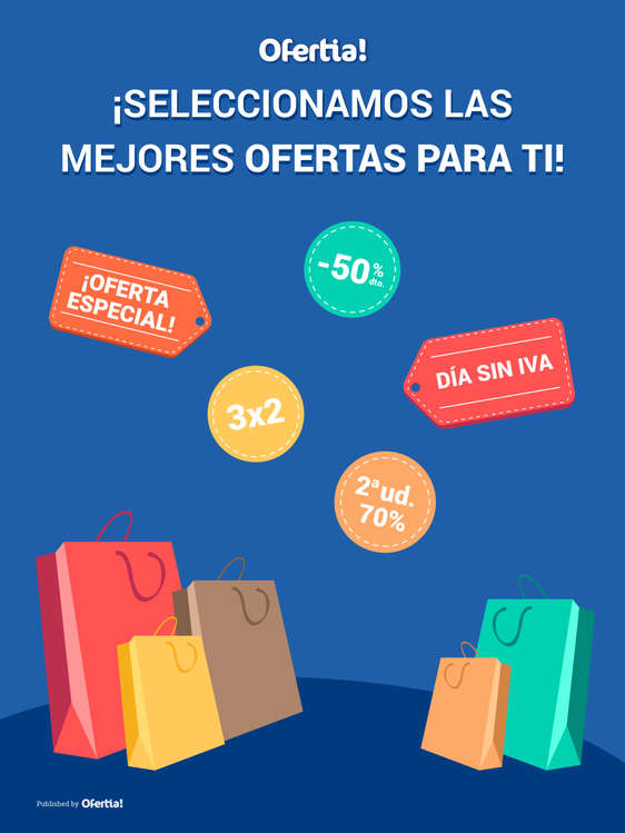 Ofertas de Alcampo, ¡Seleccionamos las mejores ofertas para tí!