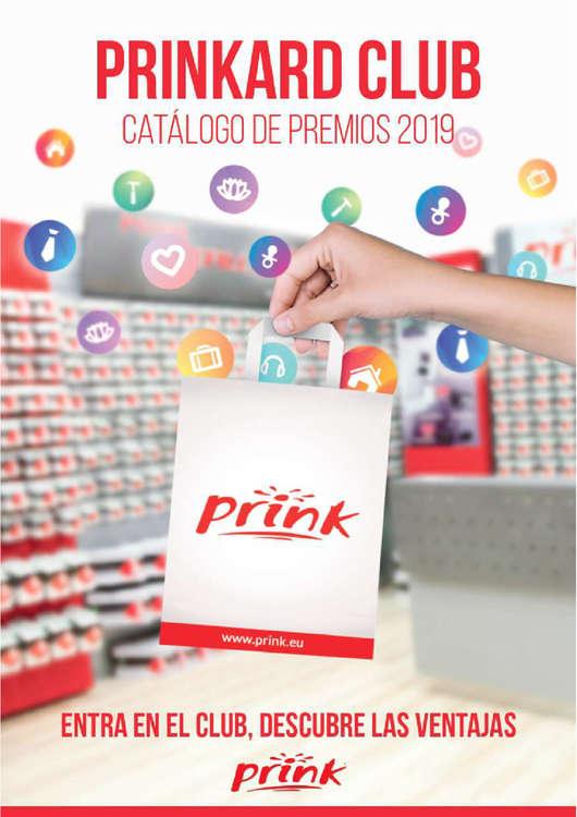 Ofertas de Prink, Prinkcard Club