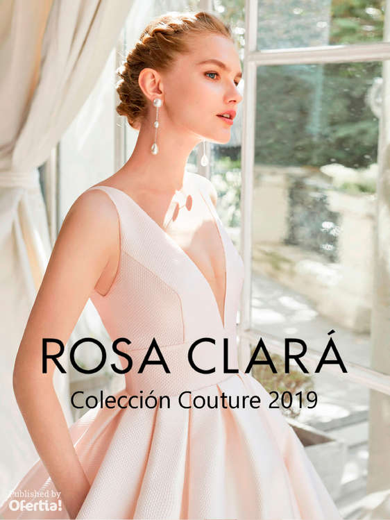Ofertas de Rosa Clará, Colección Couture 2019