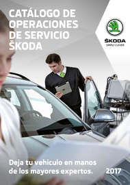 Catálogo de operaciones de servicio Skoda
