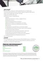 Ofertas de SKODA, Catálogo de operaciones de servicio Skoda