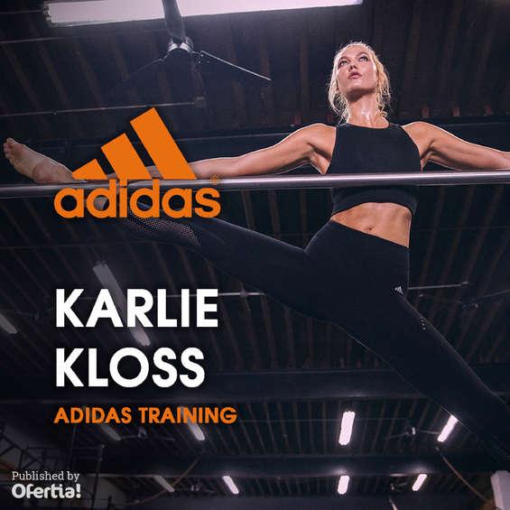 Ofertas de Adidas, Karlie Kloss para Adidas