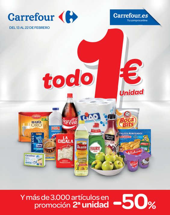 Carrefour cat logo ofertas y folletos ofertia - Ofertia folleto carrefour ...