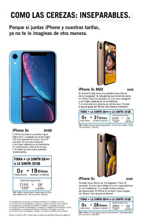 7642b5aa3e1 Comprar Iphone barato en Quintanar de la Orden - Ofertia
