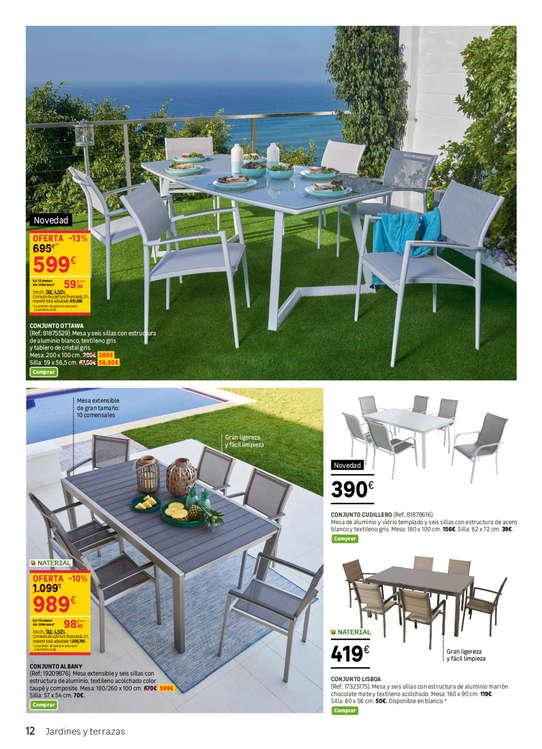 Comprar Conjunto mesa y sillas comedor barato en Bétera - Ofertia