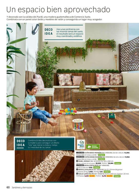 Suelo madera exterior leroy merlin elegant affordable for Casa de jardin leroy merlin