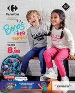 Ofertas de Carrefour, Bojos per tornar