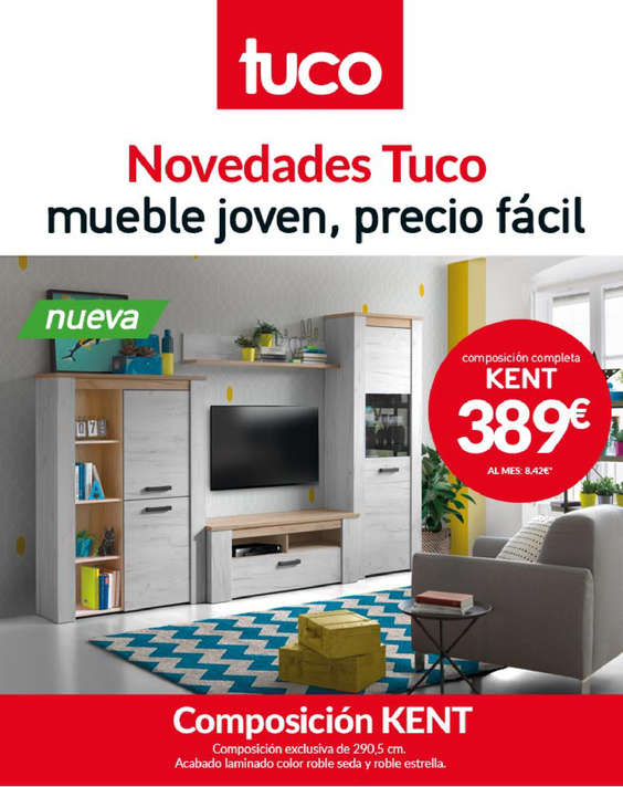 Tuco ofertas cat logo y folletos ofertia - Tuco zaragoza catalogo ...