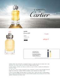 L'envol de Cartier