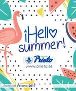 Ofertas de Perfumería Prieto, ¡Hello Summer!