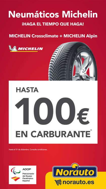 Ofertas de Norauto, PV-Pioneer-Michelin-Cross
