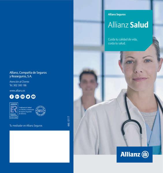 Ofertas de Allianz, Allianz Salud