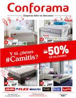 Ofertas de Conforama, Y tú ¿tienes #camitis?