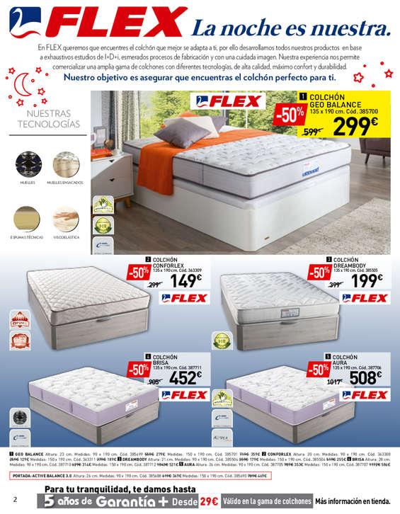 Canapes de cama baratos good muebles bonitos u cama for Cama canguro conforama