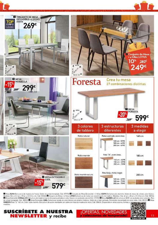 Comprar Conjunto mesa y sillas comedor barato en Guadalajara - Ofertia