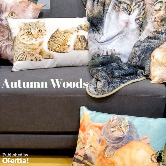 Ofertas de A Loja Do Gato Preto, Autumn Woods