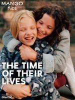 Ofertas de Mango Kids, The time of their lives