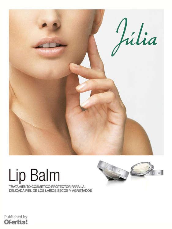 Ofertas de Perfumería Júlia, Productos