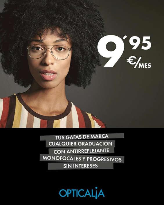 Ofertas de Opticalia, Tus gafas de marca