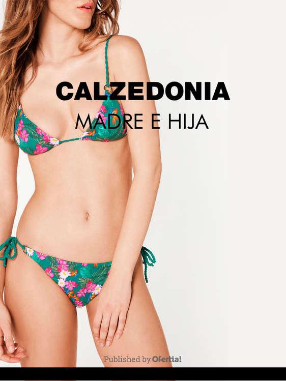 Ofertas de Calzedonia, Calzedonia madre e hija