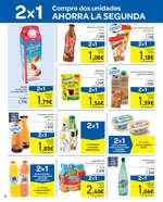 Ofertas de Carrefour, Compra dos unidades, ahorra la segunda