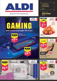 Gaming amb accesoris per jugar com un pro