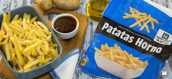 Ofertas de Mercadona, Patatas horno