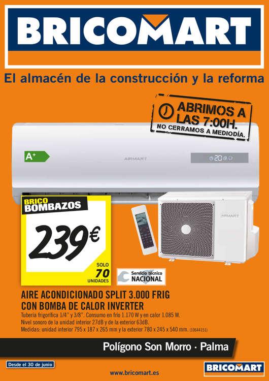Bricomart palma ofertas cat logo y folletos ofertia - Catalogo bricomart malaga ...