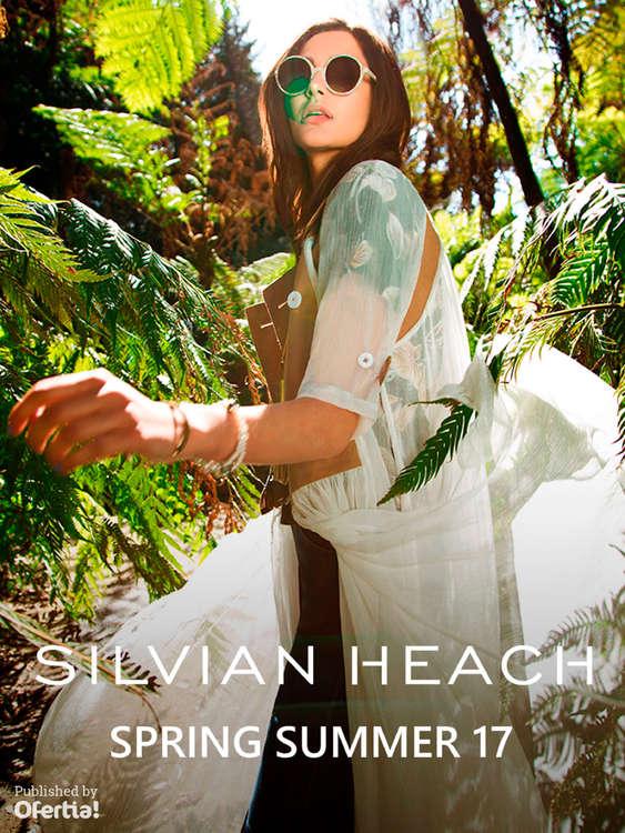 Ofertas de Silvian Heach, Spring Summer 17