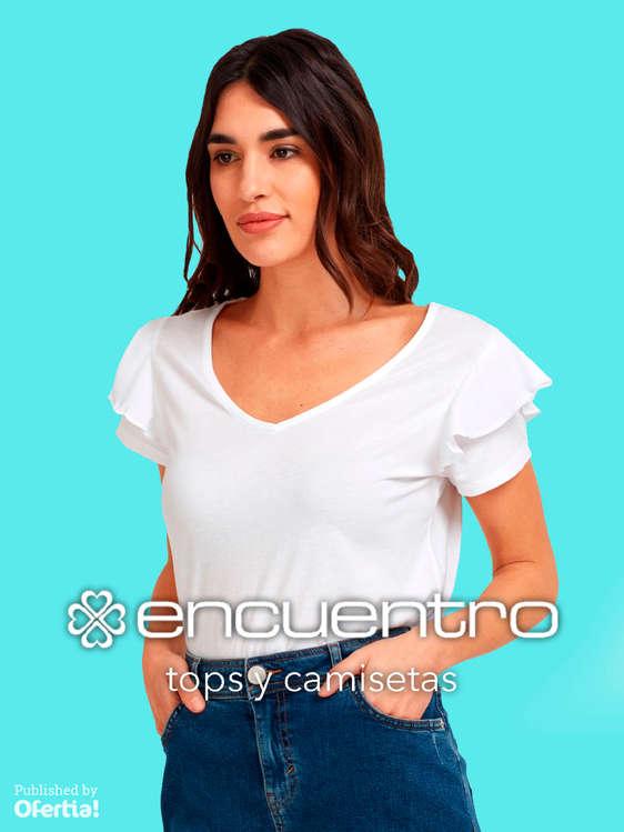 Tops Encuentro Tops Encuentro Camisetas Camisetas Tops Encuentro Y Tops Encuentro Camisetas Y Y Txtnx
