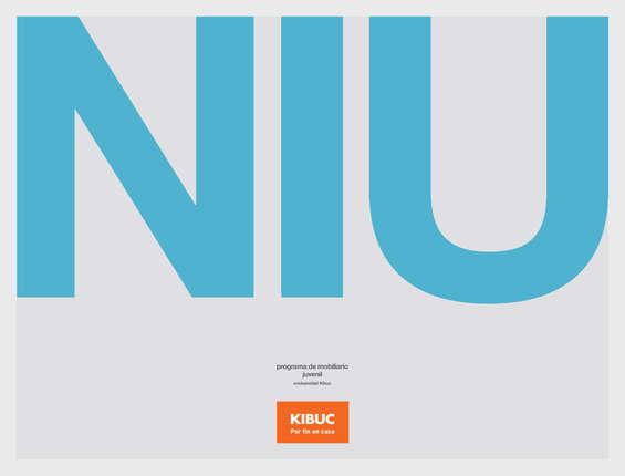 Ofertas de Kibuc, NIU - Mobiliario juvenil