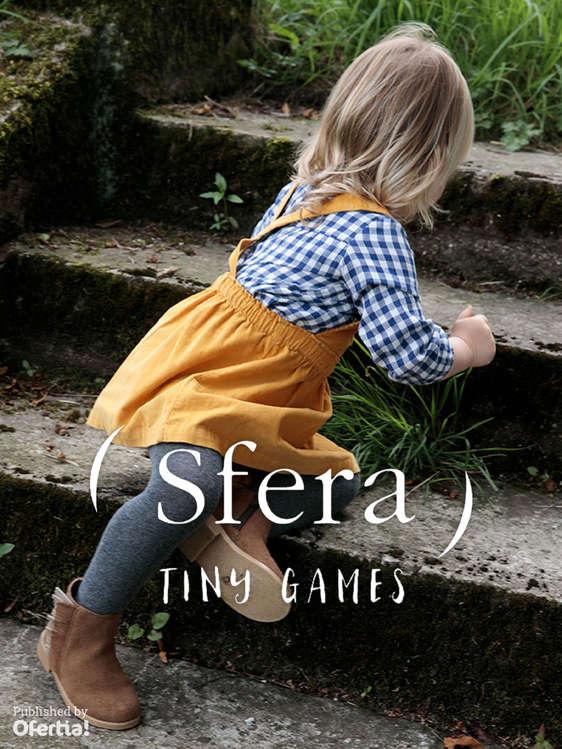 Ofertas de ( Sfera ), Tiny Games