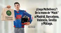 ¡Llega McDelivery!