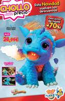 Ofertas de Toy Planet, Esta Navidad vuelven los descuentos