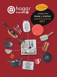 Colección mesa y cocina