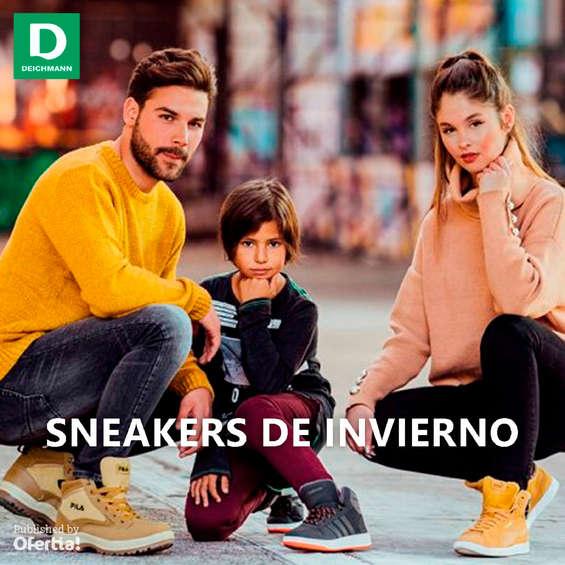 Comprar Zapatillas deporte niño barato en Avilés Ofertia