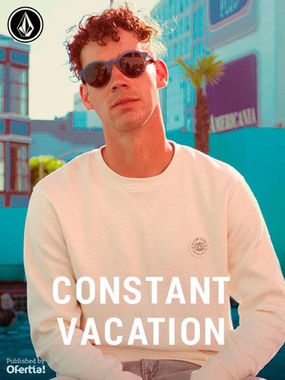 Ofertas de Volcom, Constant Vacation