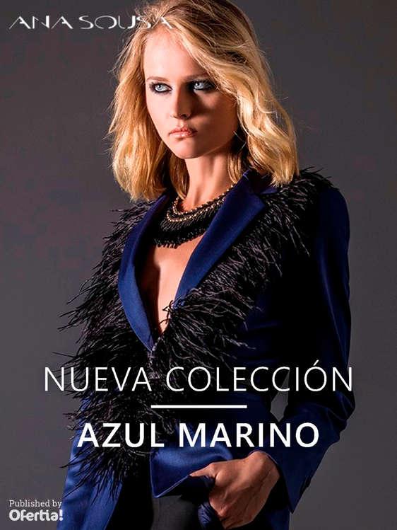 Ofertas de Ana Sousa, Nueva colección. Azul marino