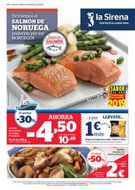 Te traemos el salmón de Noruega preferido por los noruegos