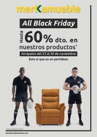 All Black Friday. Hasta 60% de descuento