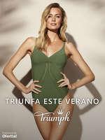 Ofertas de Triumph, Triunfa este verano