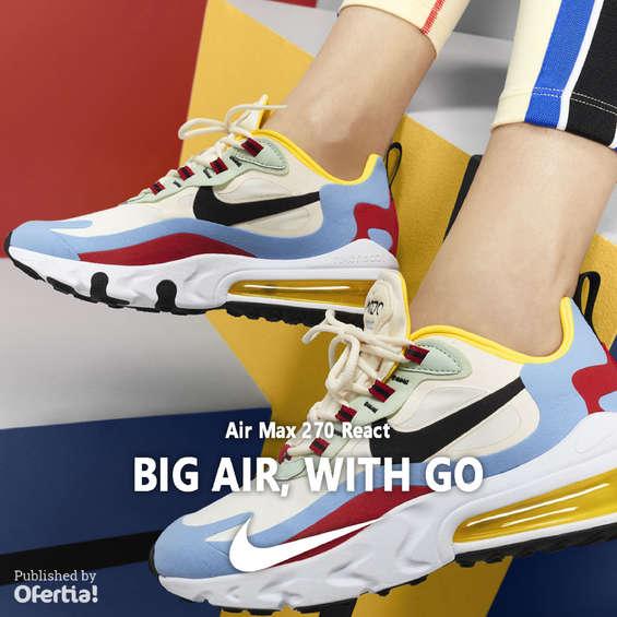 Nike Zapatillas Ofertia Zaragoza Comprar Barato En 6f7gYybv