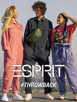 Ofertas de Esprit, #Throwback