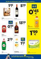 Ofertas de BM Supermercados, Más linda que una azucena, más limpia que una patena