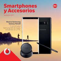 Smartphones y accesorios