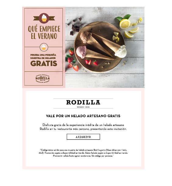 Ofertas de Rodilla, Que empiece el verano