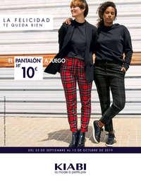 Nueva colección pantalones
